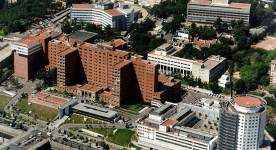 Hospital Universitario Vall d'Hebron